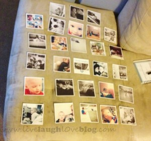 Live.Laugh.L0ve. // Persnickety Prints Craft - Part 1