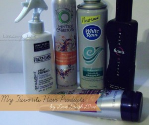 @clivelaughl0ve is sharing her favorite #hair products