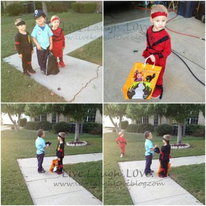 Live.Laugh.L0ve. // Our Halloween