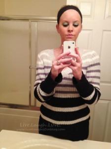 Live.Laugh.L0ve. // What I wore - cozy sweater & leggings