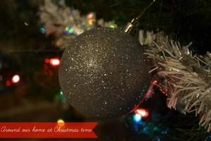 Live.Laugh.L0ve. // Around our home at Christmas time