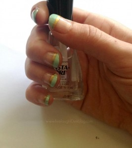 Live.Laugh.L0ve. // How to spruce up the tips of your nails