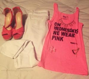 Live.Laugh.L0ve. // On Wednesdays We Wear Pink
