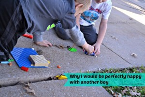 Live.Laugh.L0ve. // Why I would be perfectly happy with another boy