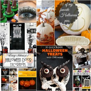 Live.Laugh.L0ve. // 10 of my favorite Halloween pins