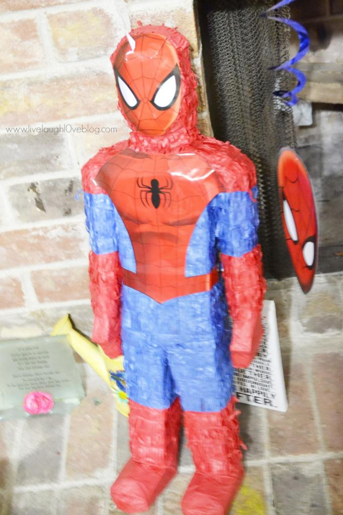 Live.Laugh.L0ve. // Kage's Spider-Man Birthday Party