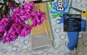 Live.Laugh.L0ve. // DIY Thankful Bouquet #ExtraGumMoments #shop #cbias